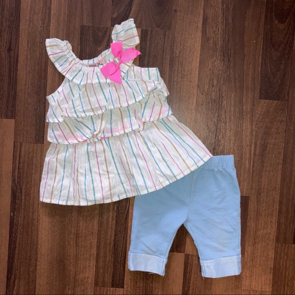 🎀Little Lass 2 Pc Skimmer Outfit🎀